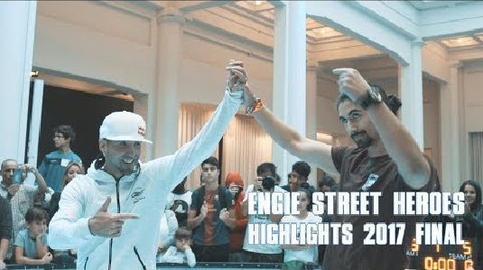 ENGIE Street Heroes 2017 finals | Highlights